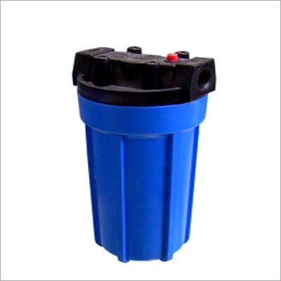 Plastic Cartridge RO Filter Housing