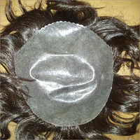 Paper Poly Hair Patch
