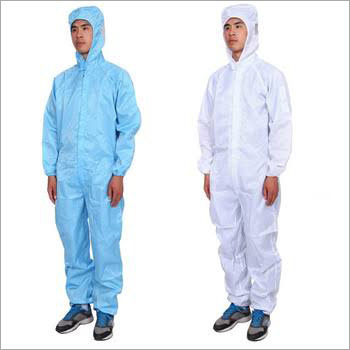 Disposable Anti Static Industrial Suit