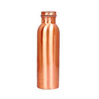 Copper Lacquer Bottle