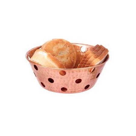 Copper Bread Basket