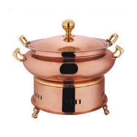 Pure Copper Chaffing Dish