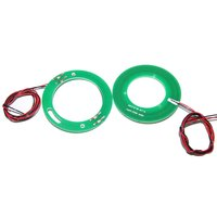2Circuits 5A Pancake Slip Ring