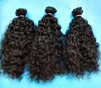 Deep Natural Indian Curly Hair