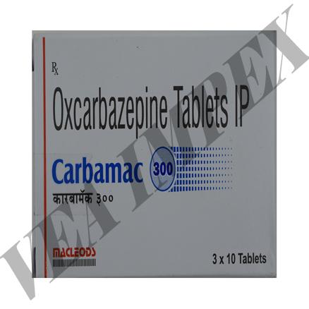 Carbamac 300 mg Tablets