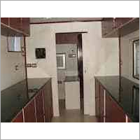 Kitchen And Dinning Unit