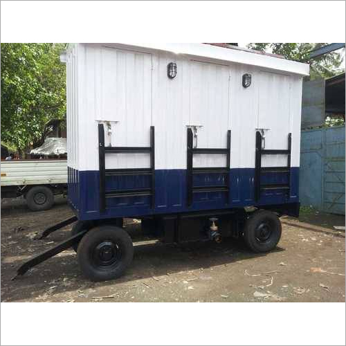 Mobile Toilet Portable Van