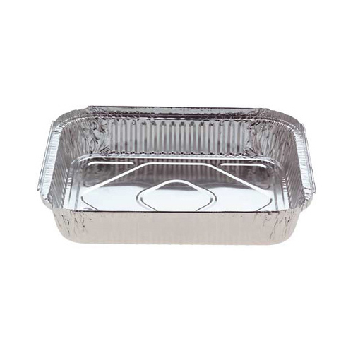 Silver Foil Food Packing Container