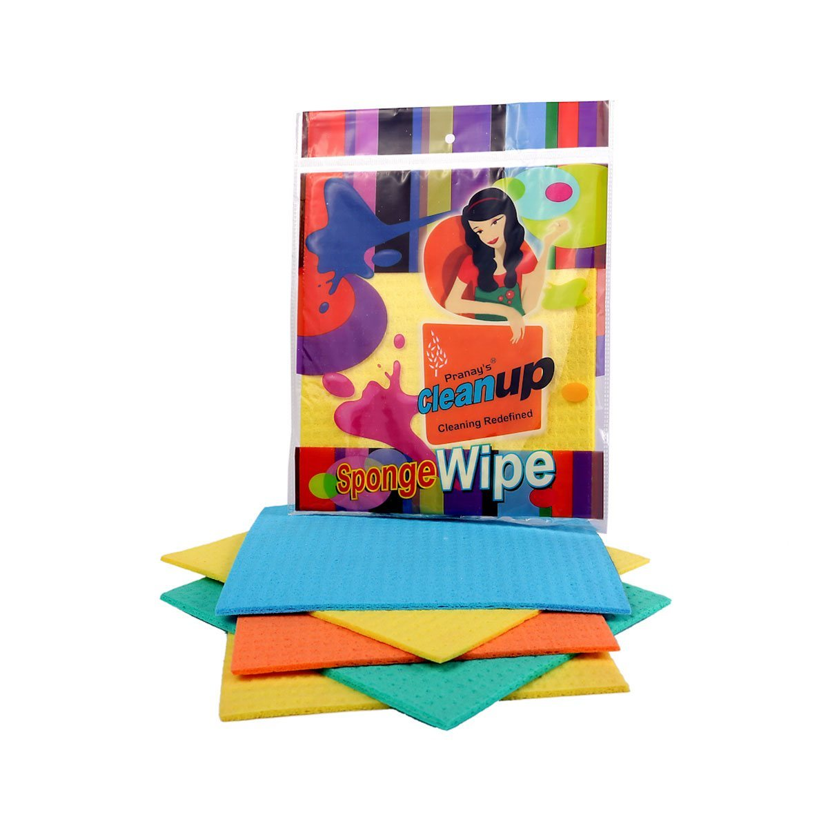 Kitchen Sponge Wipe