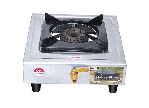 Biogas Stove Mini Single Burner Tuty Type