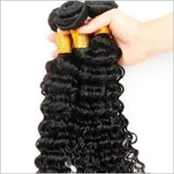 Natural Black Deep Wave Hair Extension