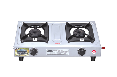 Biogas  Stove Double Burner Mini Nano