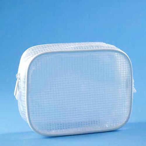 PVC Zipper Pouch Bag