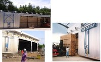 TIMBER KILN DRYER CAPACITY 500CFT, 1000CFT, 2000CFT