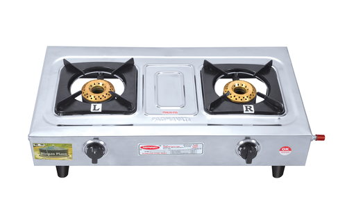 Biogas Stove Double Burner(Tuty) SuperKing