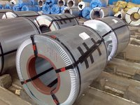 Galvanised steel ( GIC ) in Coils / Plain sheets & Corrugated sheets :