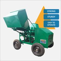 Single Drum Concrete Mixer