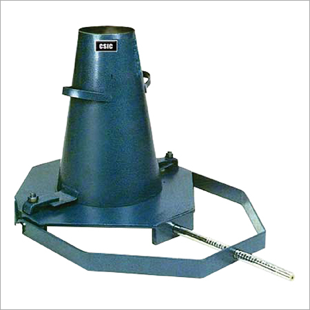 Slump Test Apparatus