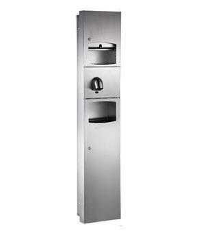 Multifunction Washroom Dispenser