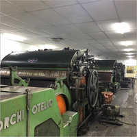 Yarn Waste Recycling Machine