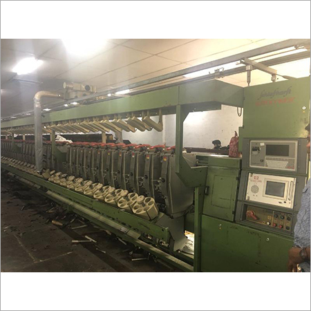 Cotton Yarn Machine