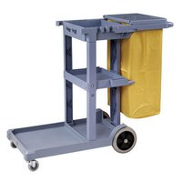 Multi Function Janitor Carts