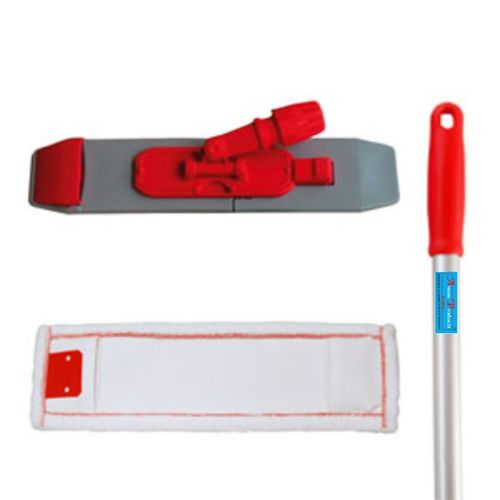 Flat Mop-Touch Free Mop