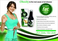 Ayurvedic fat loss syrup
