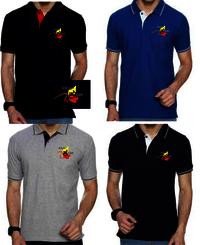 3a3ff7cca192 Hemmeya Kannadiga Collared Tshirt Double Lining