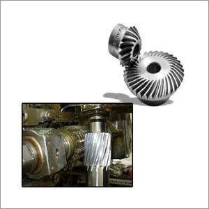 Spiral Bevel Gears for Gear Manufacturing Process