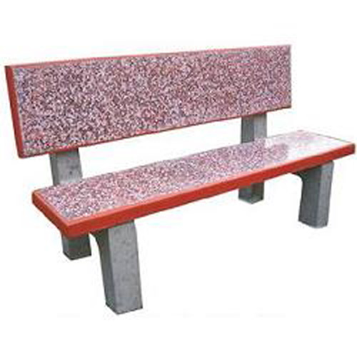 Rectangular RCC Bench