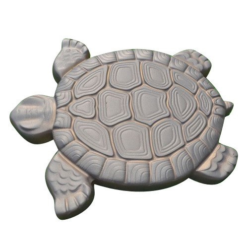 Concrete Turtle Stepping Stones