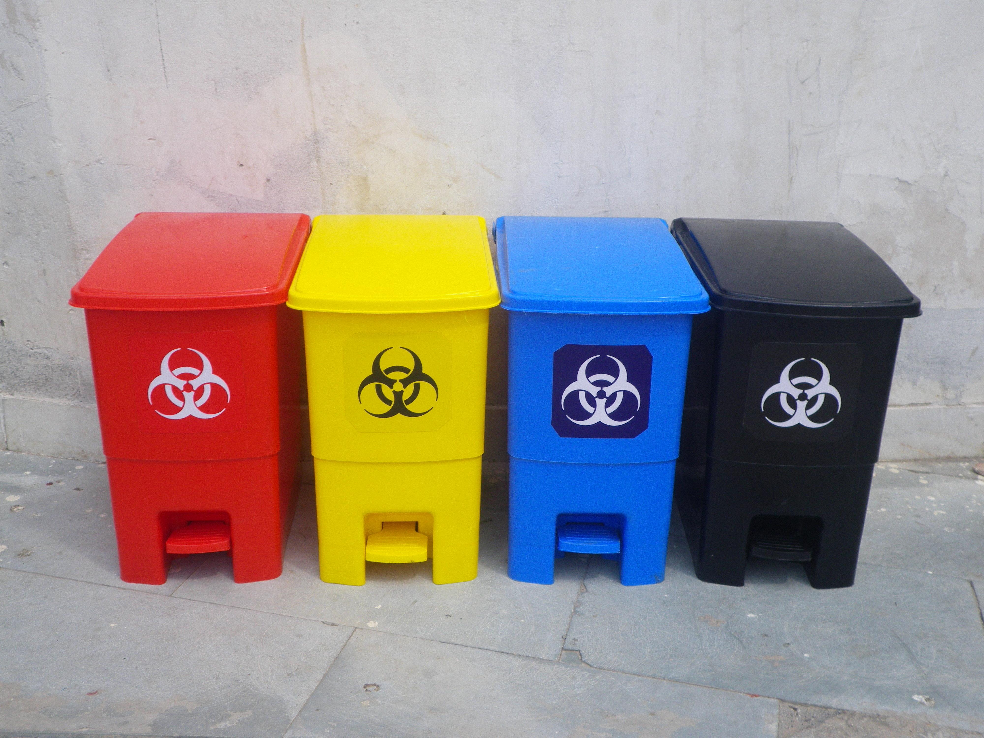 Bio Medical waste Disposal Bin 32L