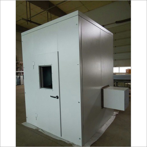 Small Component Testing Soundproof Chamber