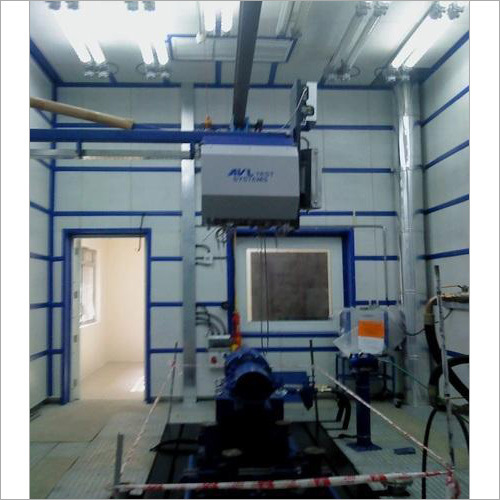 Engine Test Cell Acoustic Lining