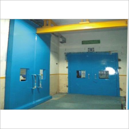Acoustic Resistant Doors
