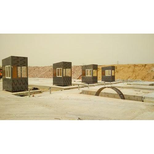 Modular Toll Booth