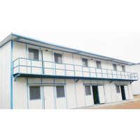 Pre-Fabricated Staff Quarter