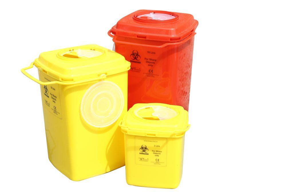 Medical Waste Sharp Container 5L