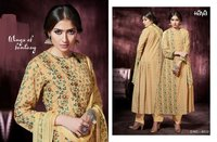 Fancy Digital Print Silk Suits
