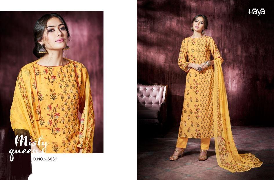 Fancy Digital Print Silk Suits