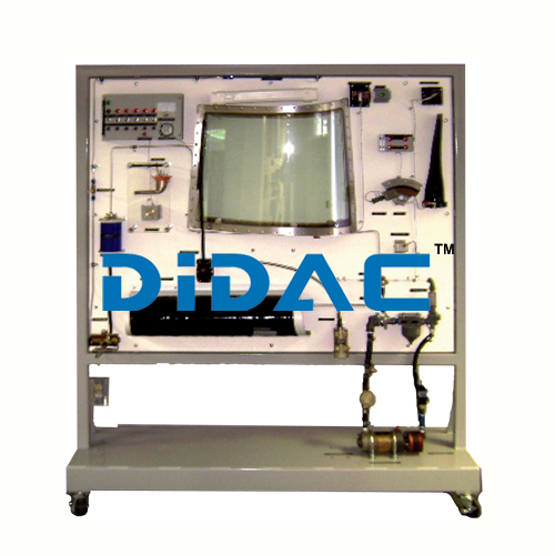 Ice And Rain Protection And Control System Trainer