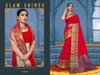 Silk Cotton Sarees Online