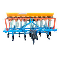 Tractor Operated Seed Cum Fertilizer Drill