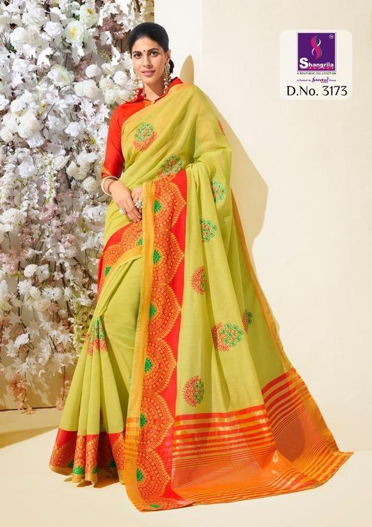 Cotton Silk Weaving Sarees