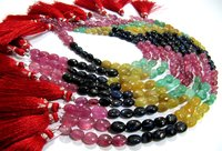 AAA Quality Genuine Ruby Emerald Sapphire Beads