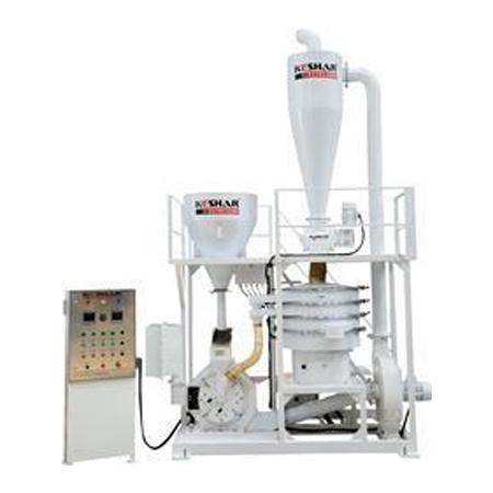 Rotomoulding Pulveriser Machine