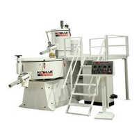 Ss Pvc Mixer Machine