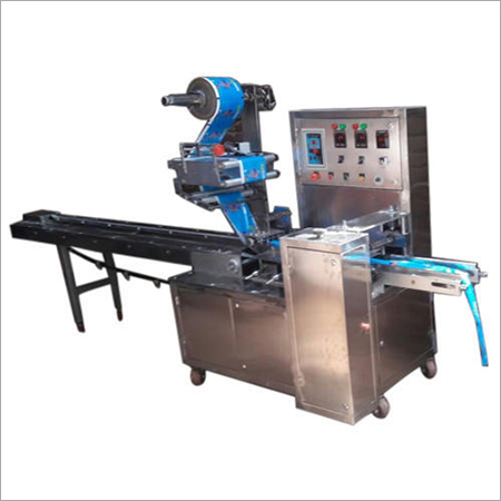 Fully Automatic Flow Wrap Machine