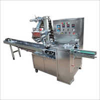 Stainless Steel Automatic Flow Wrap Machine